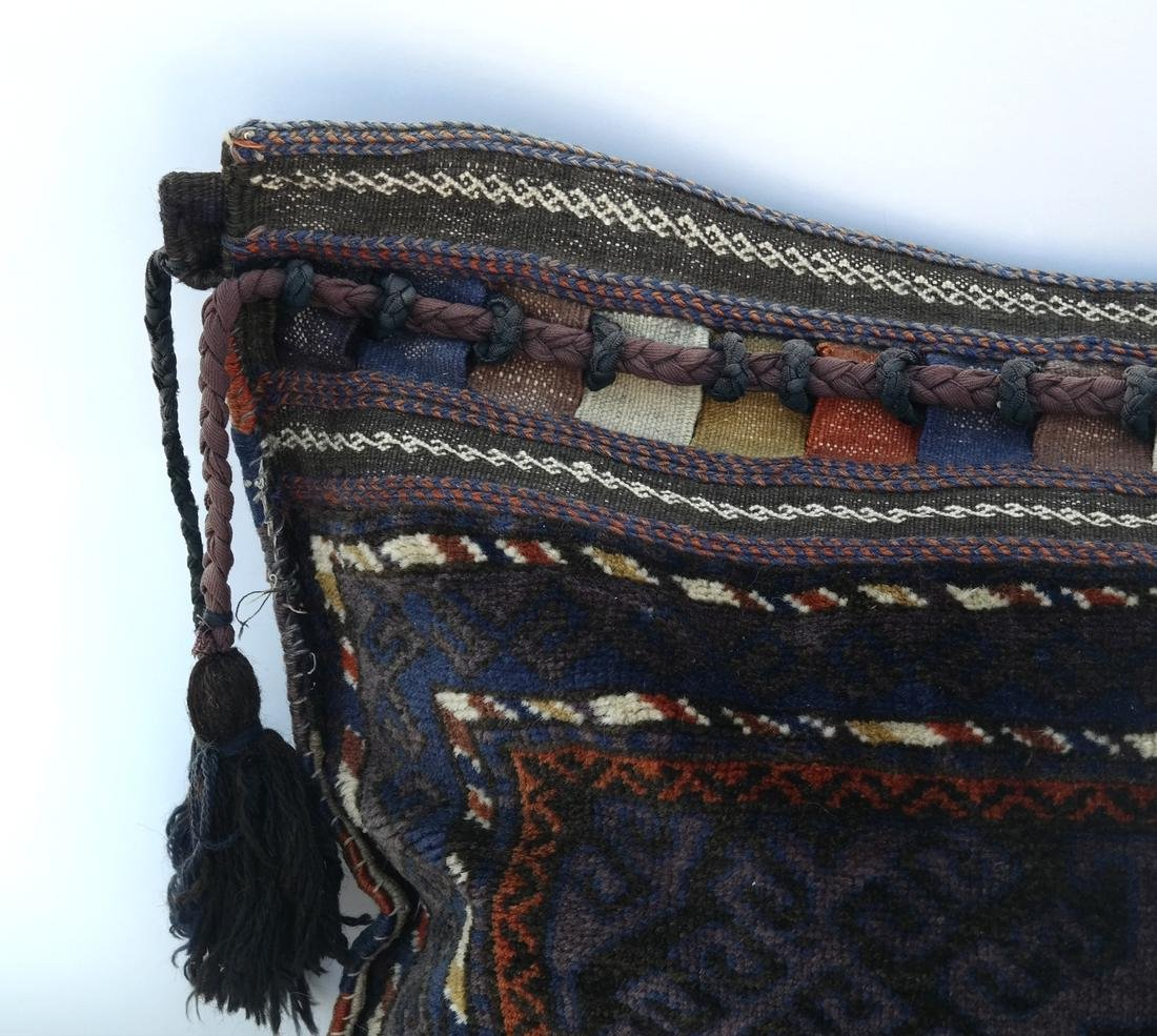 Central Asian Saddle Bag - 2