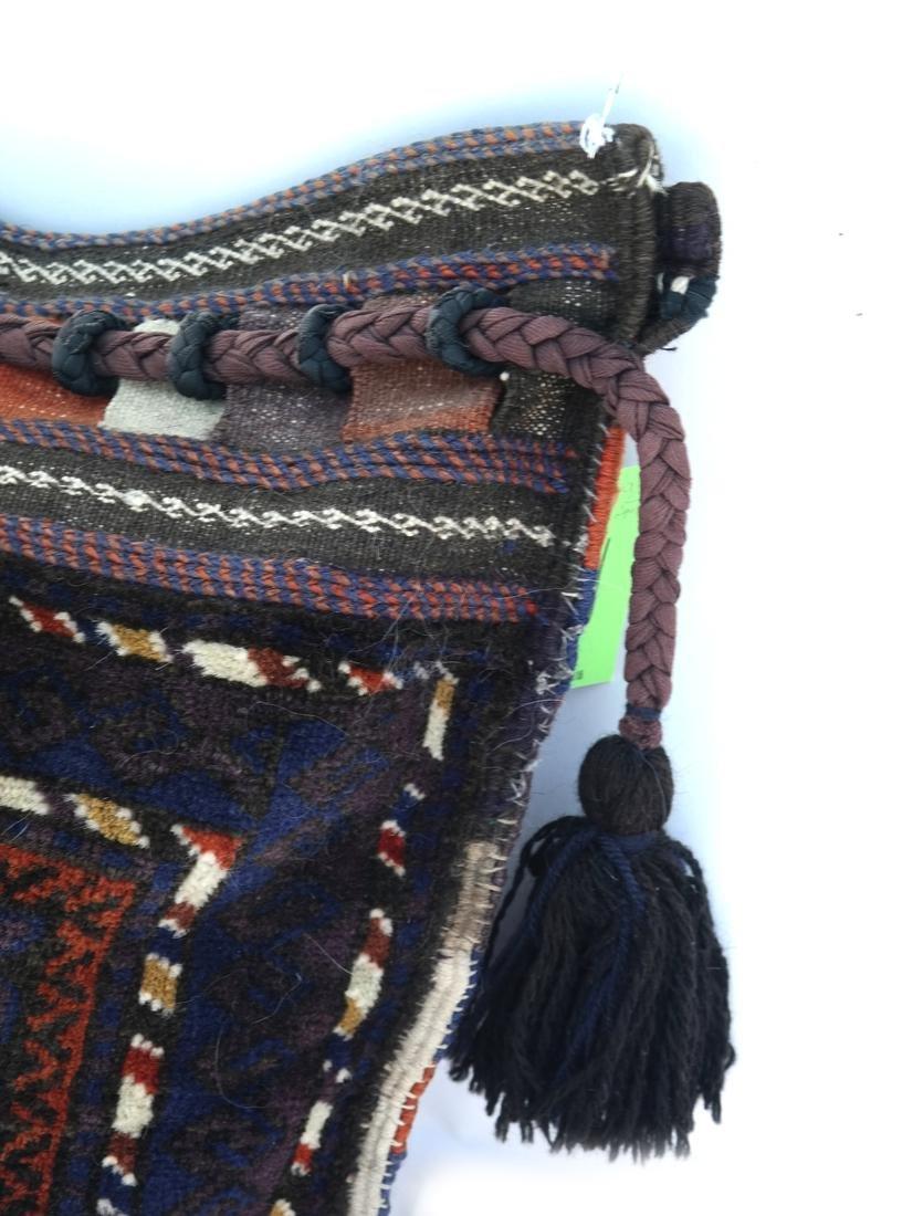 Central Asian Saddle Bag - 4