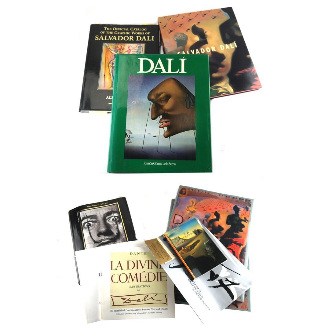 Books: Salvador Dali, Art