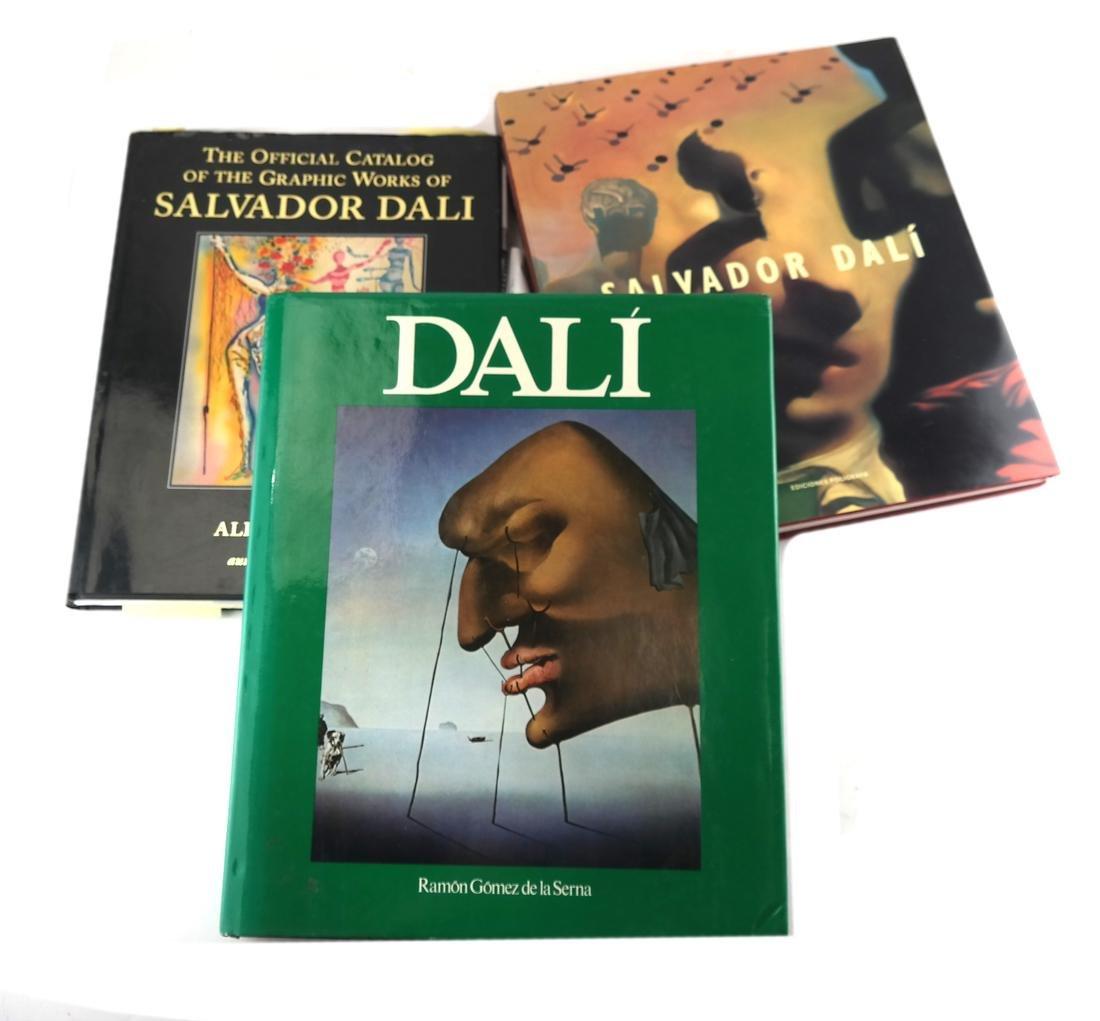 Books: Salvador Dali, Art - 2