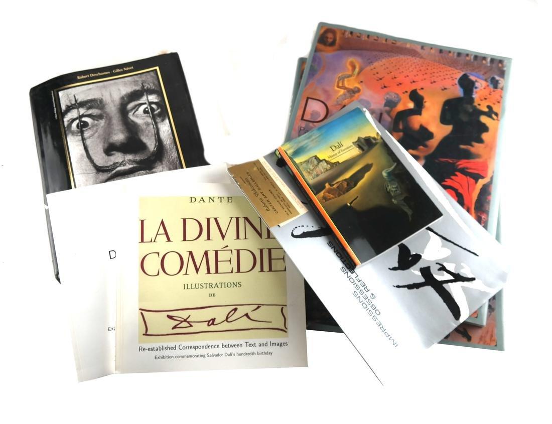 Books: Salvador Dali, Art - 3