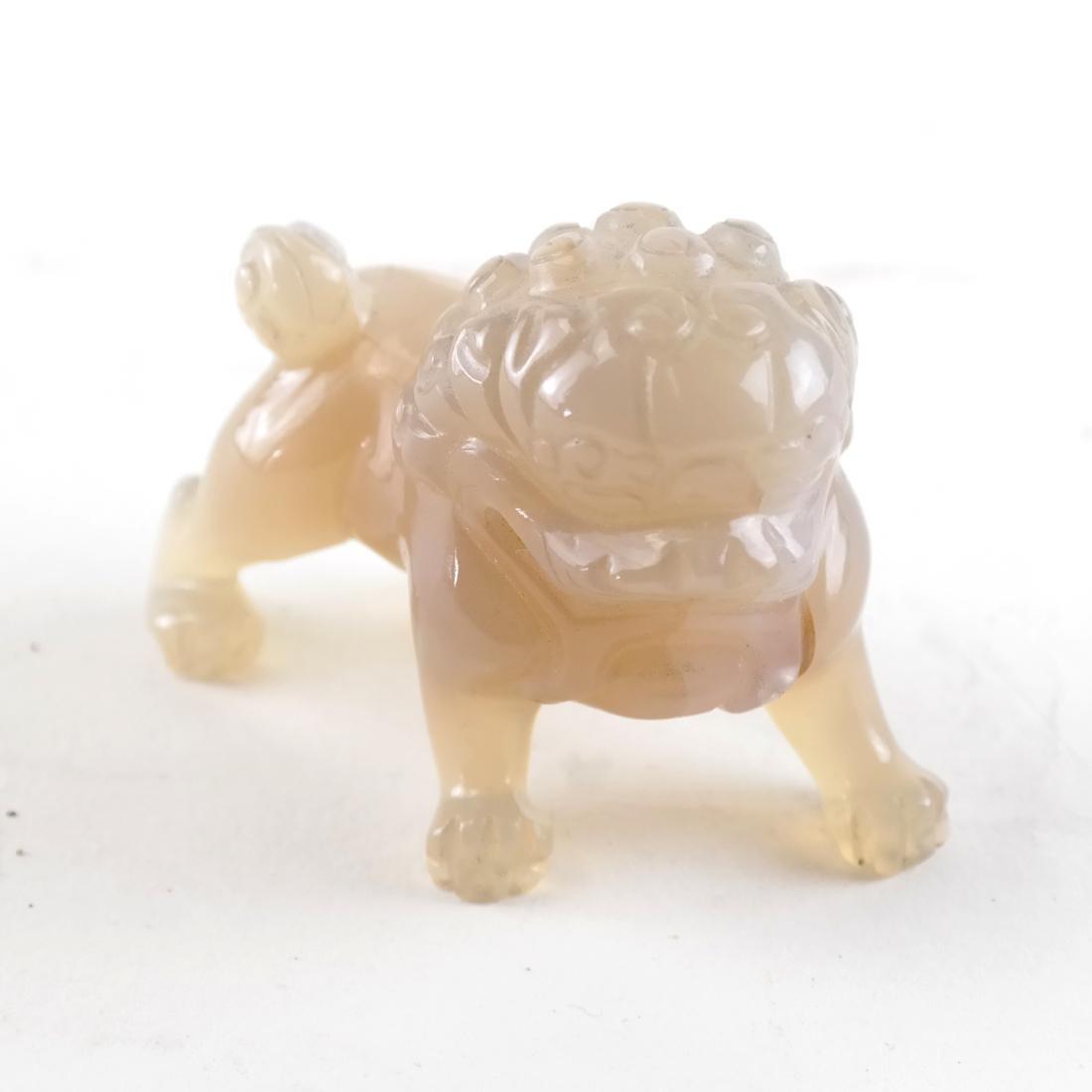 Chinese Jade Foo Dog