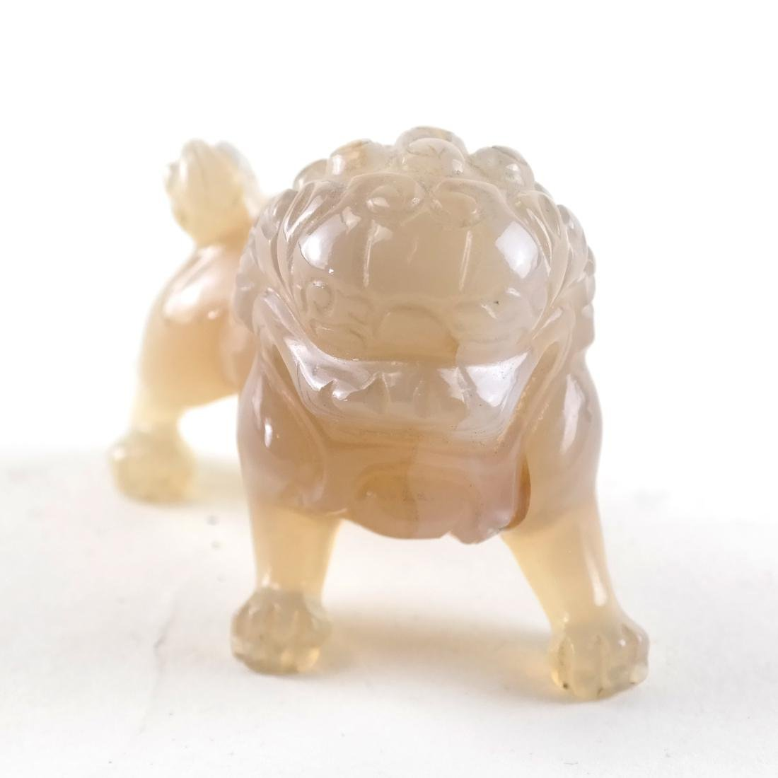 Chinese Jade Foo Dog - 3