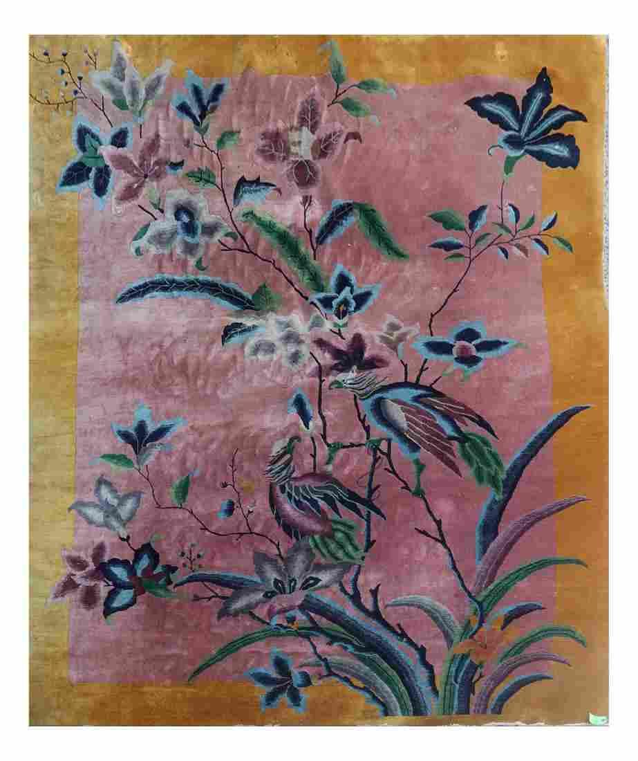 Chinese Art Deco Nichols Carpet