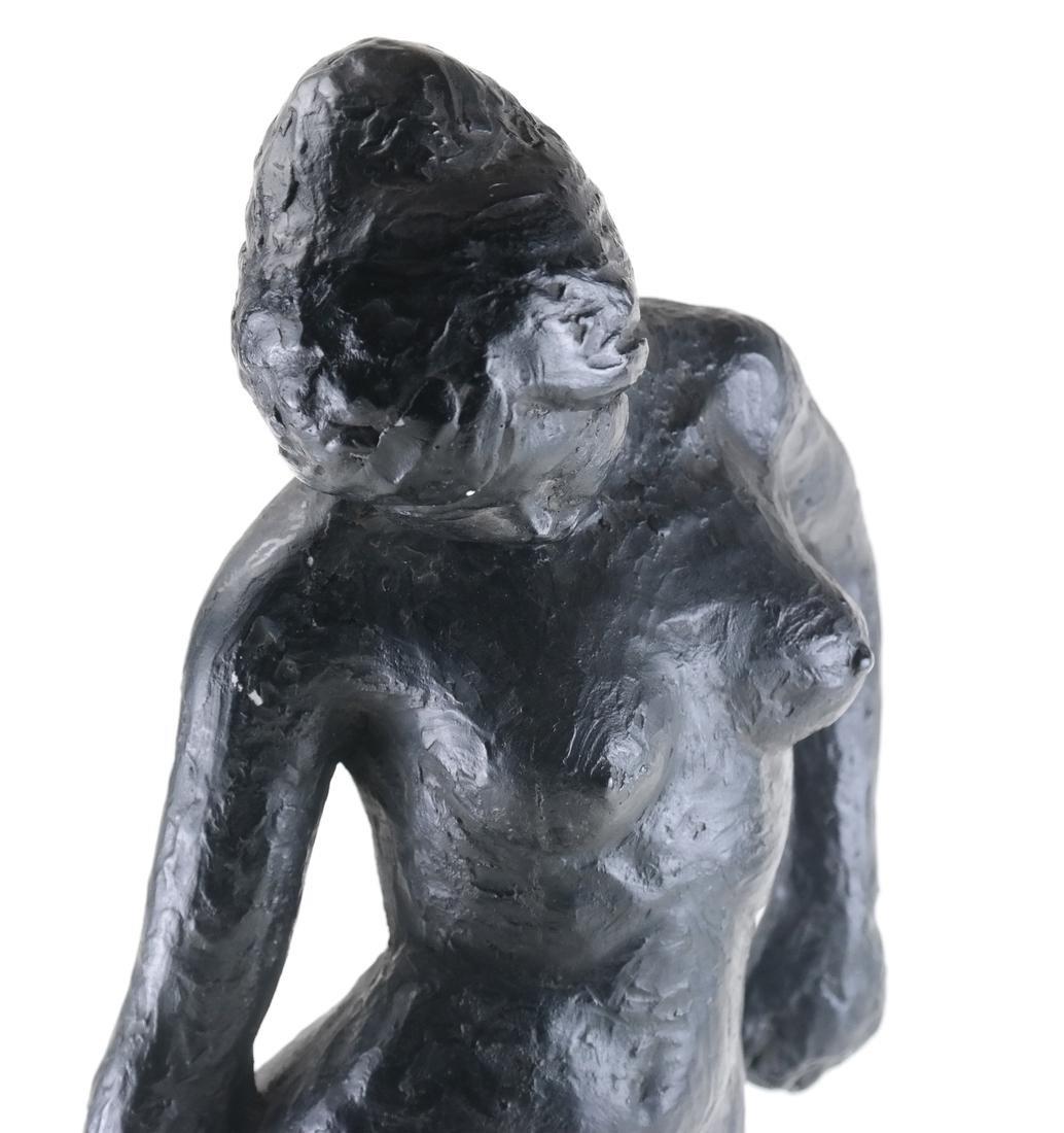 Composition Sculpture, Female Nude - 2