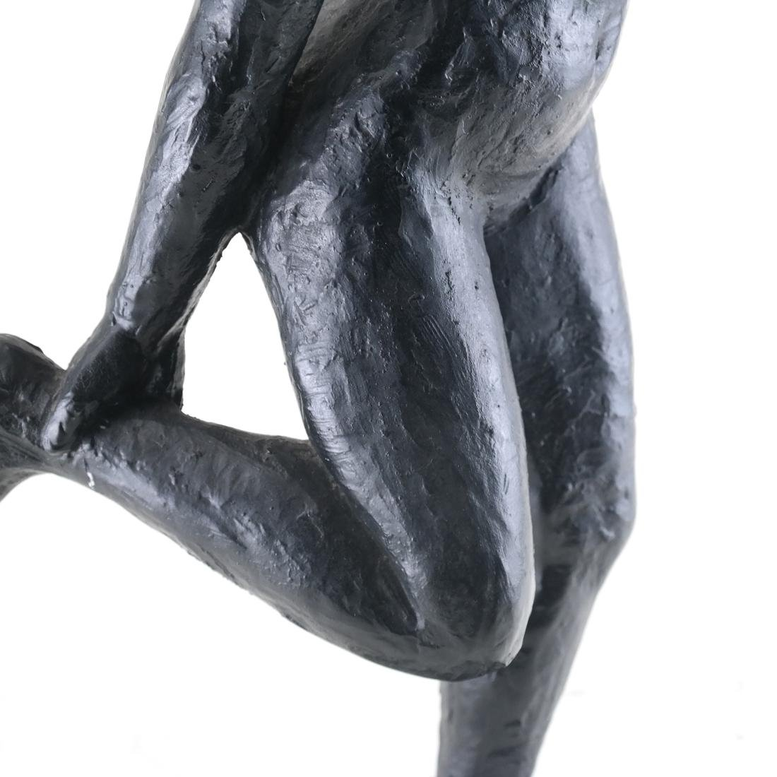 Composition Sculpture, Female Nude - 3