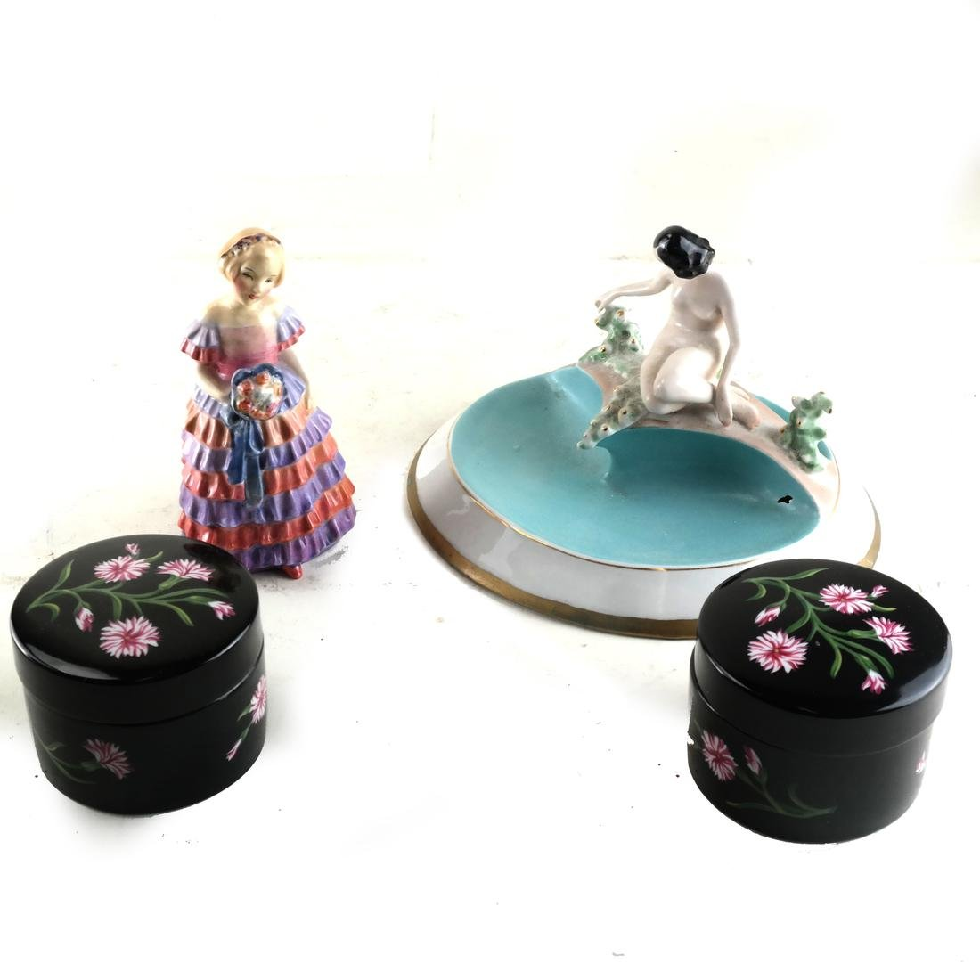 Tiffany & Co., Royal Doulton, and Another