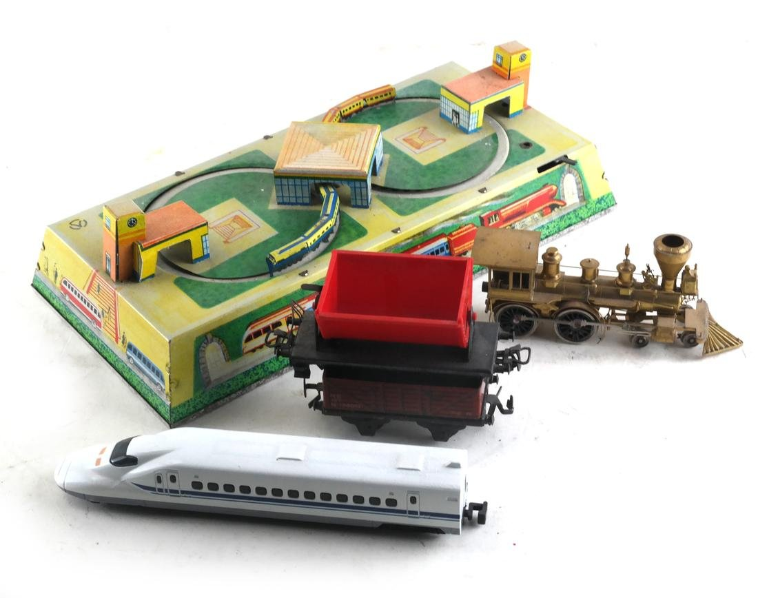 14 Toy Train Cars - 3