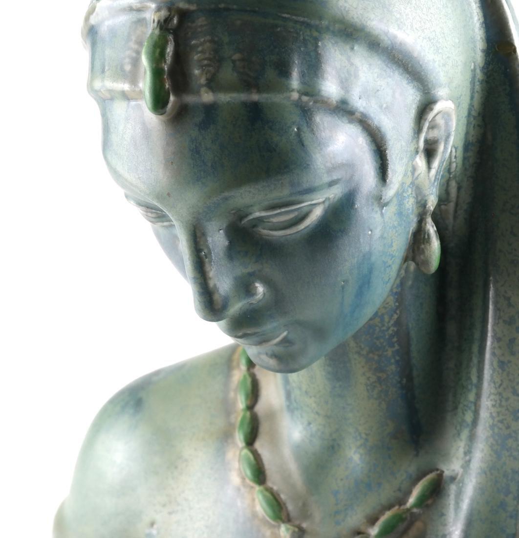 F. Steinberger Ceramic Bust - 2