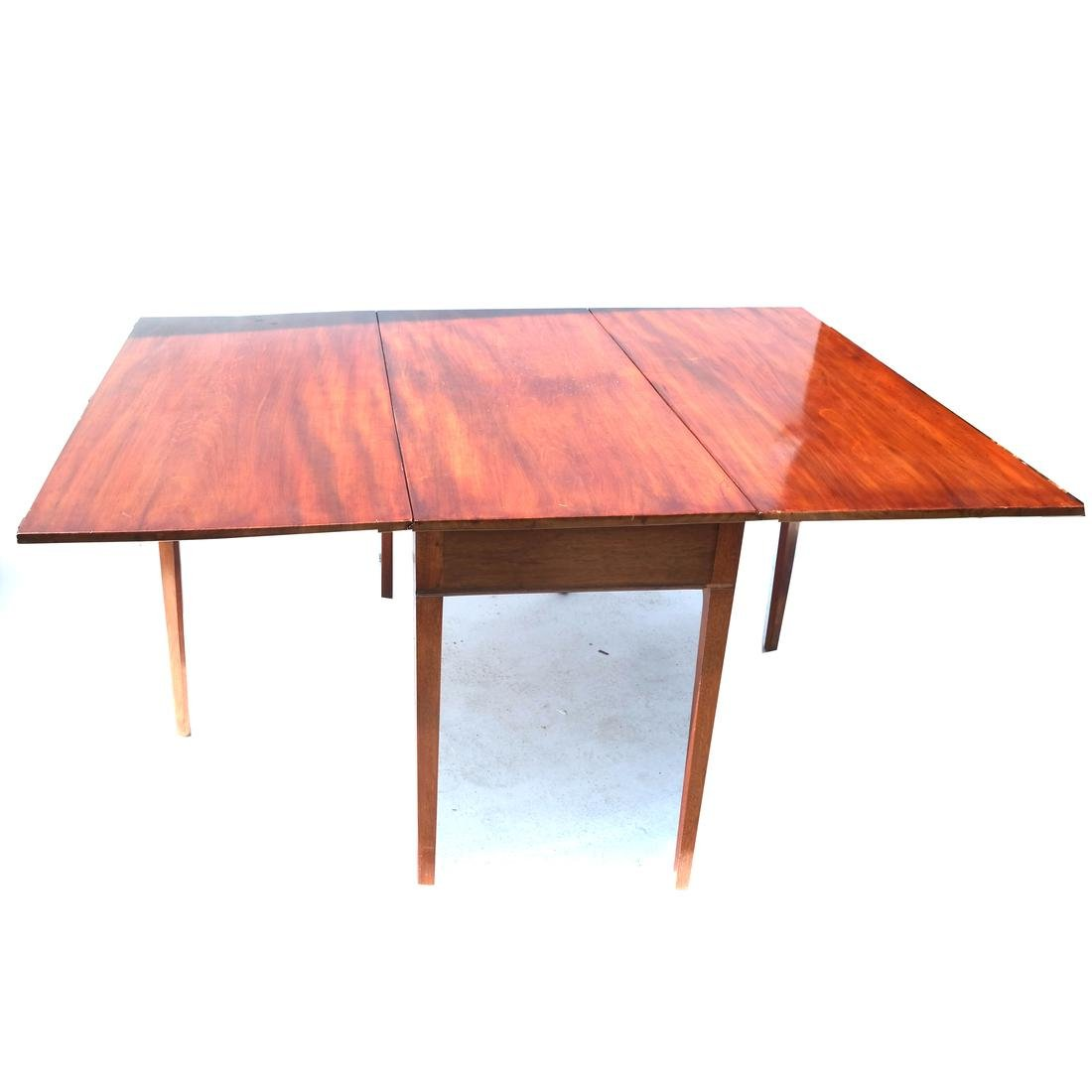 Federal 3-Part Dining Table - 3