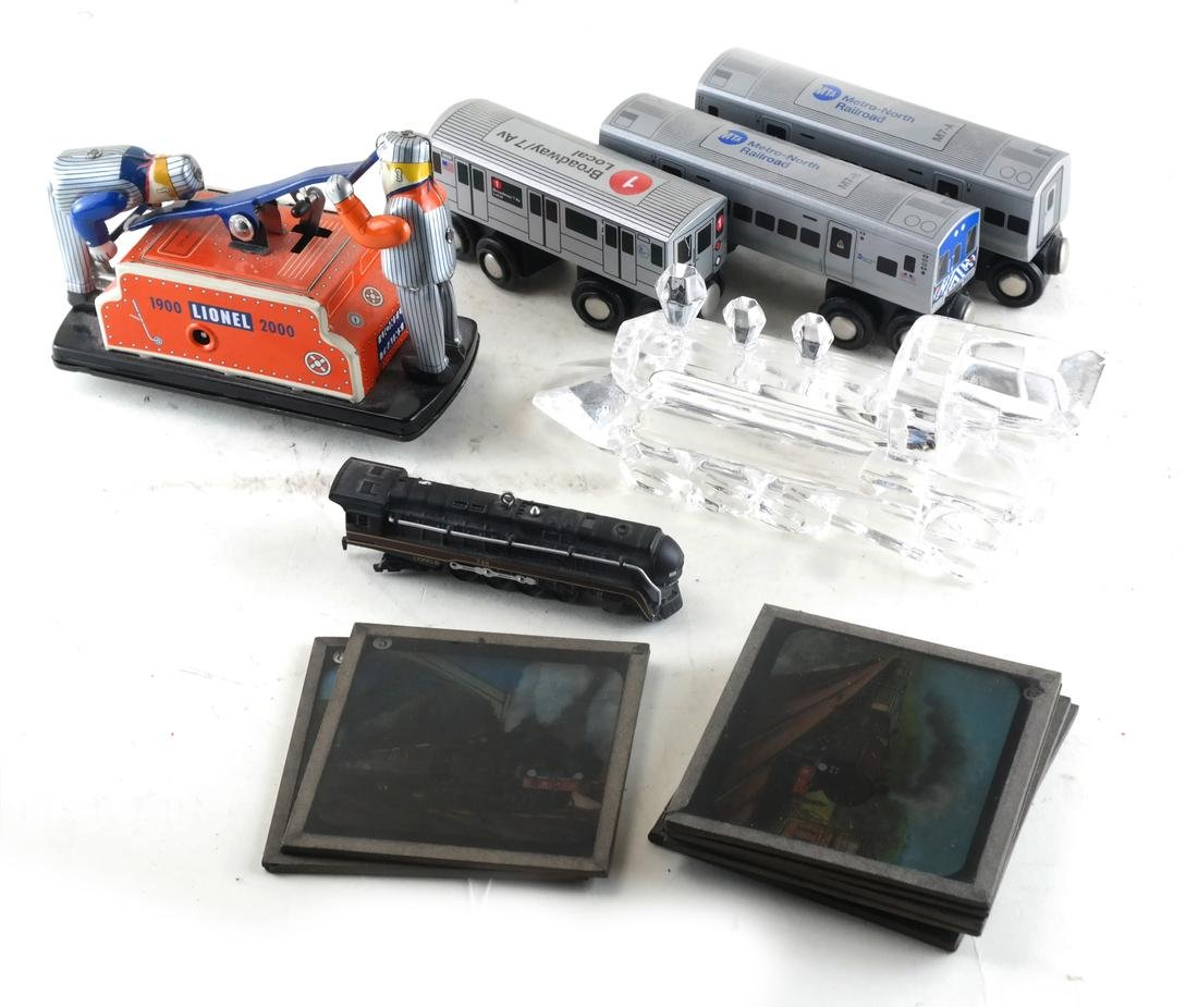 Lionel Trains Accessories, and Others