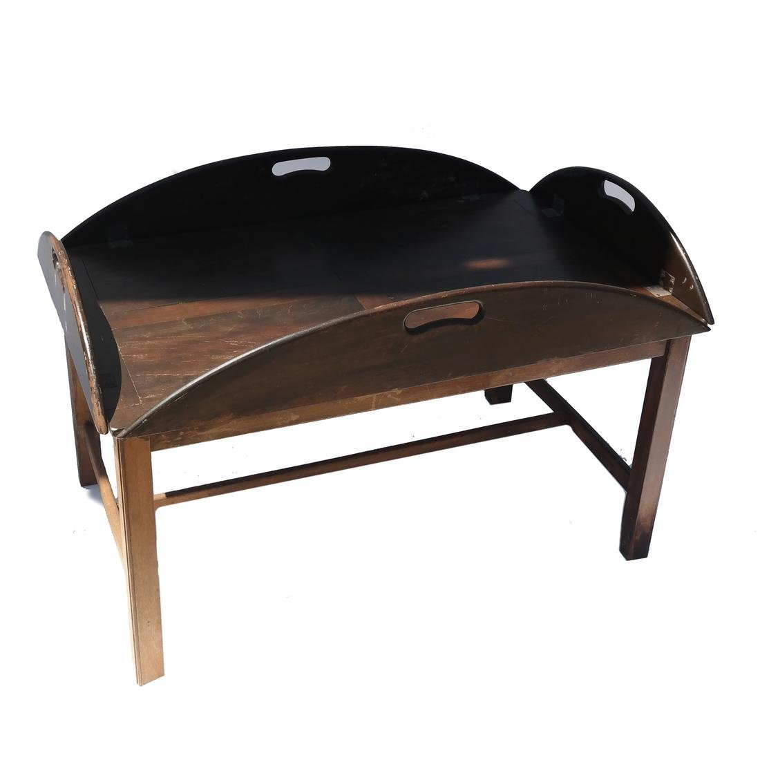 Butler's-Style Coffee Table