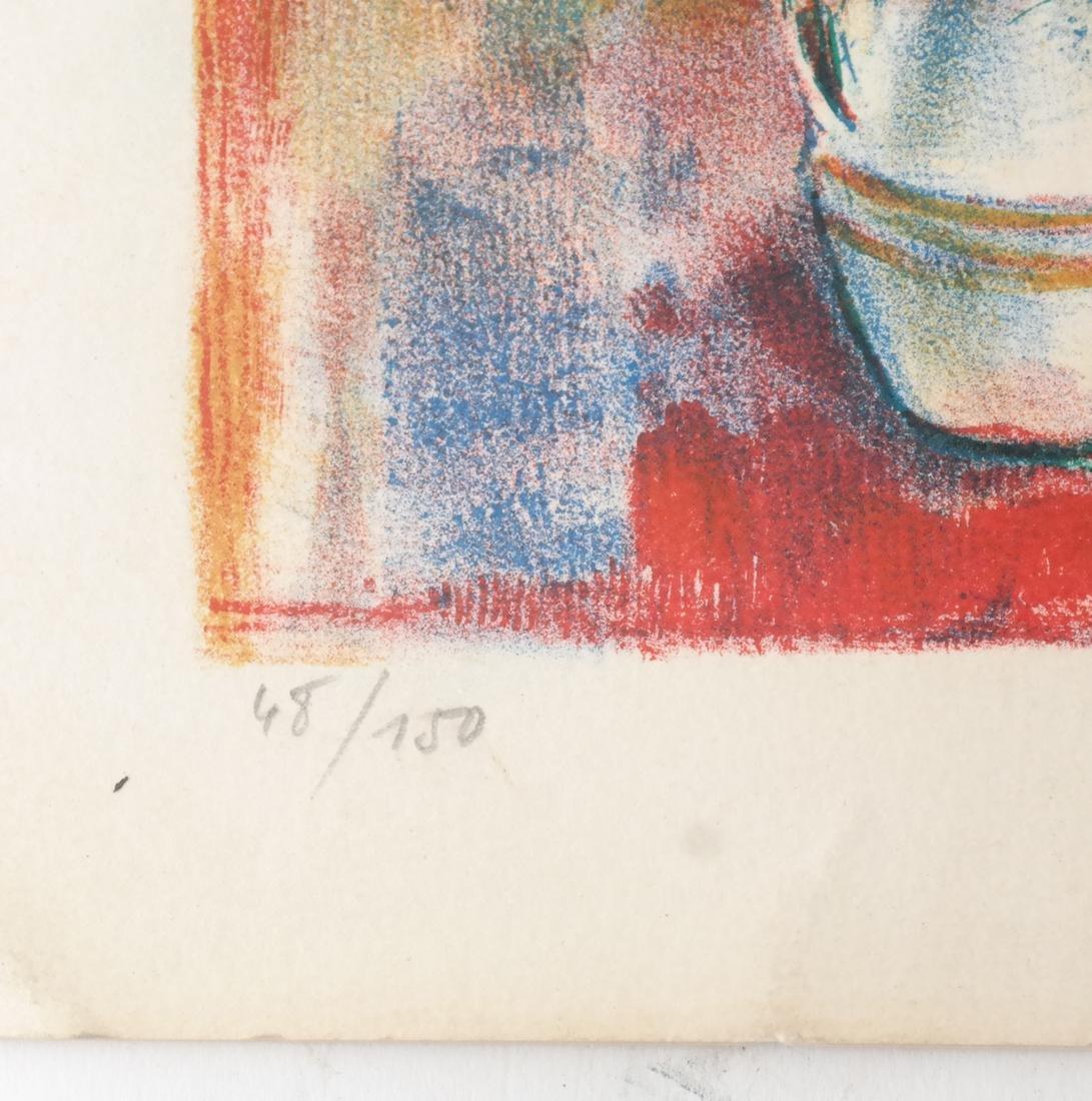B. Klonis O/C and M Cramoysan Drawing - 4