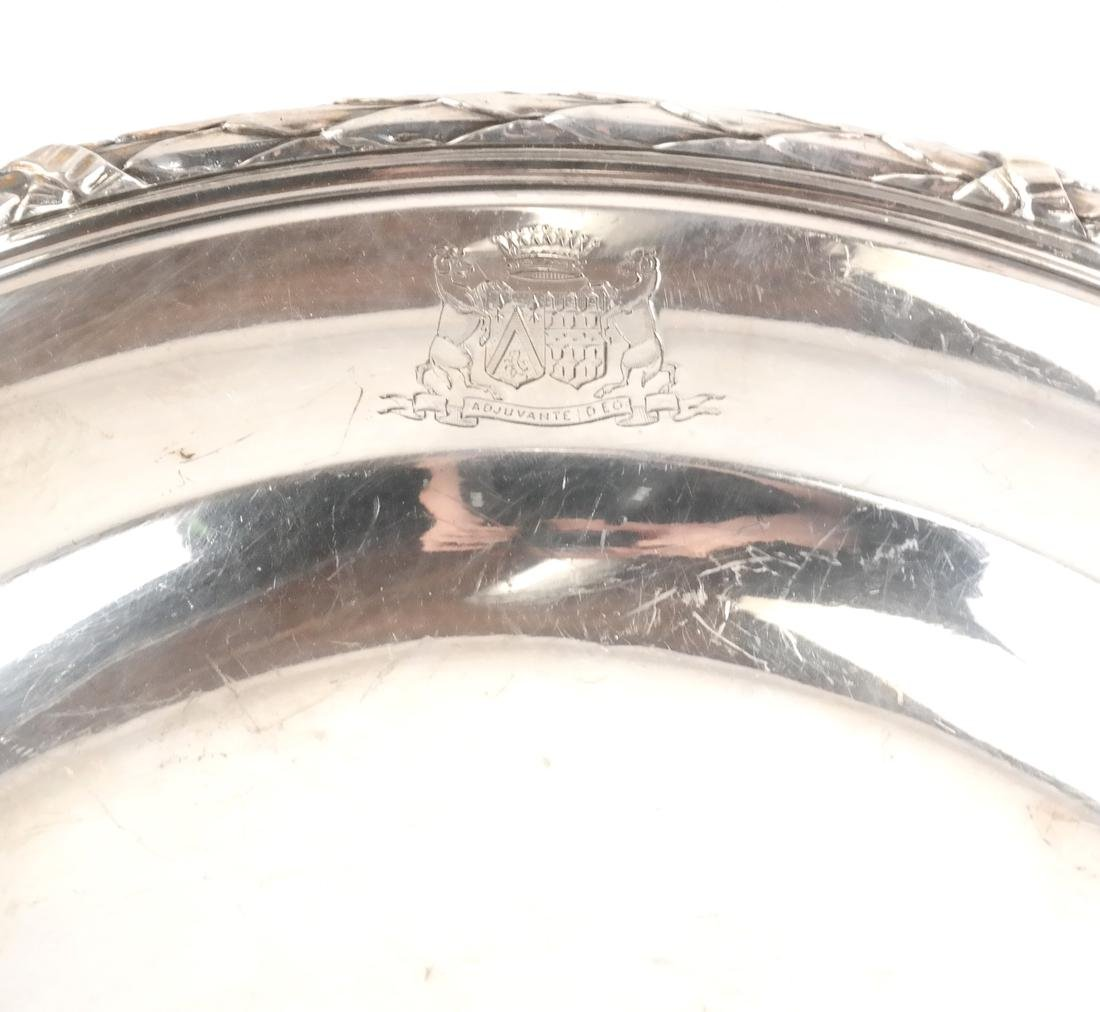 Pair of French Silver Serving Dishes - 2