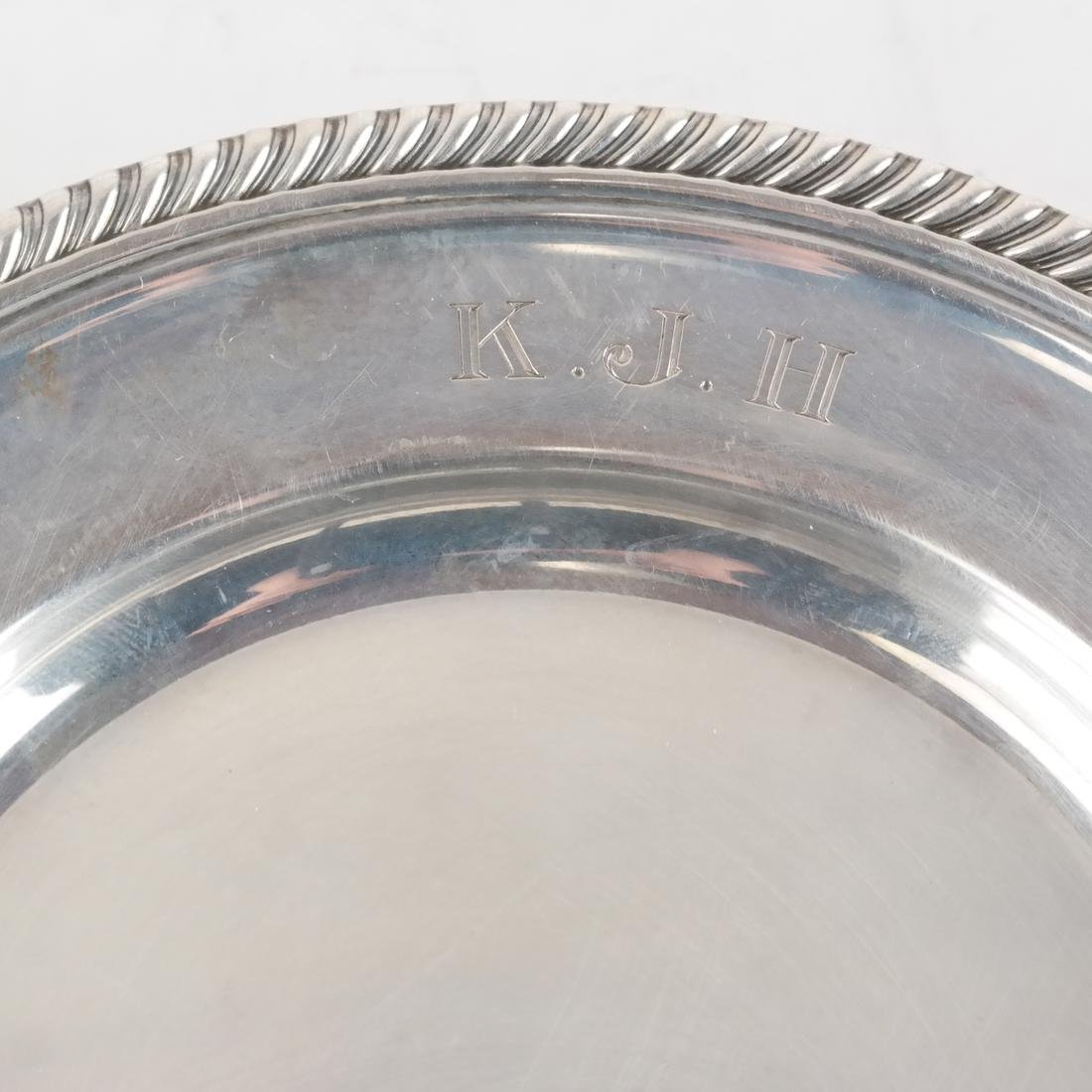 15 Wallace & Gorham Sterling Plates - 2