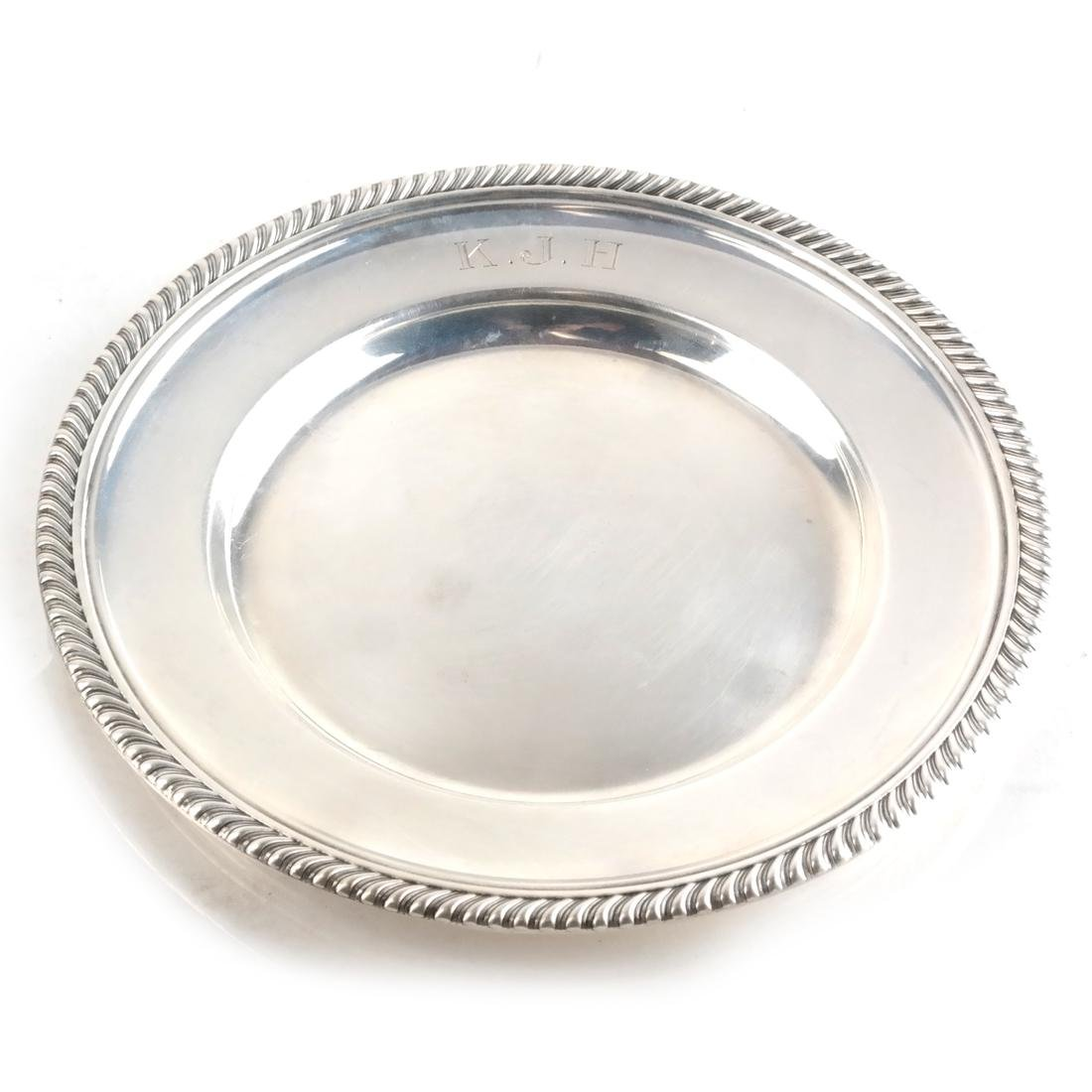15 Wallace & Gorham Sterling Plates - 4