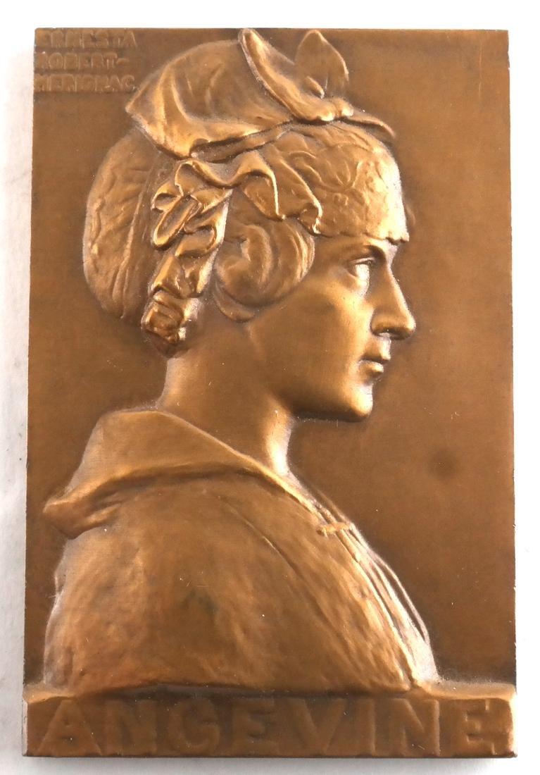 (8) Bronze Medals c. 1900, 1930, Later - 9