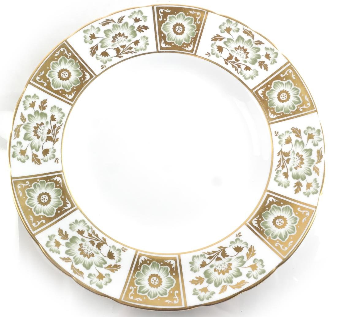(2) Royal Crown Derby Cabinet Plates - 3