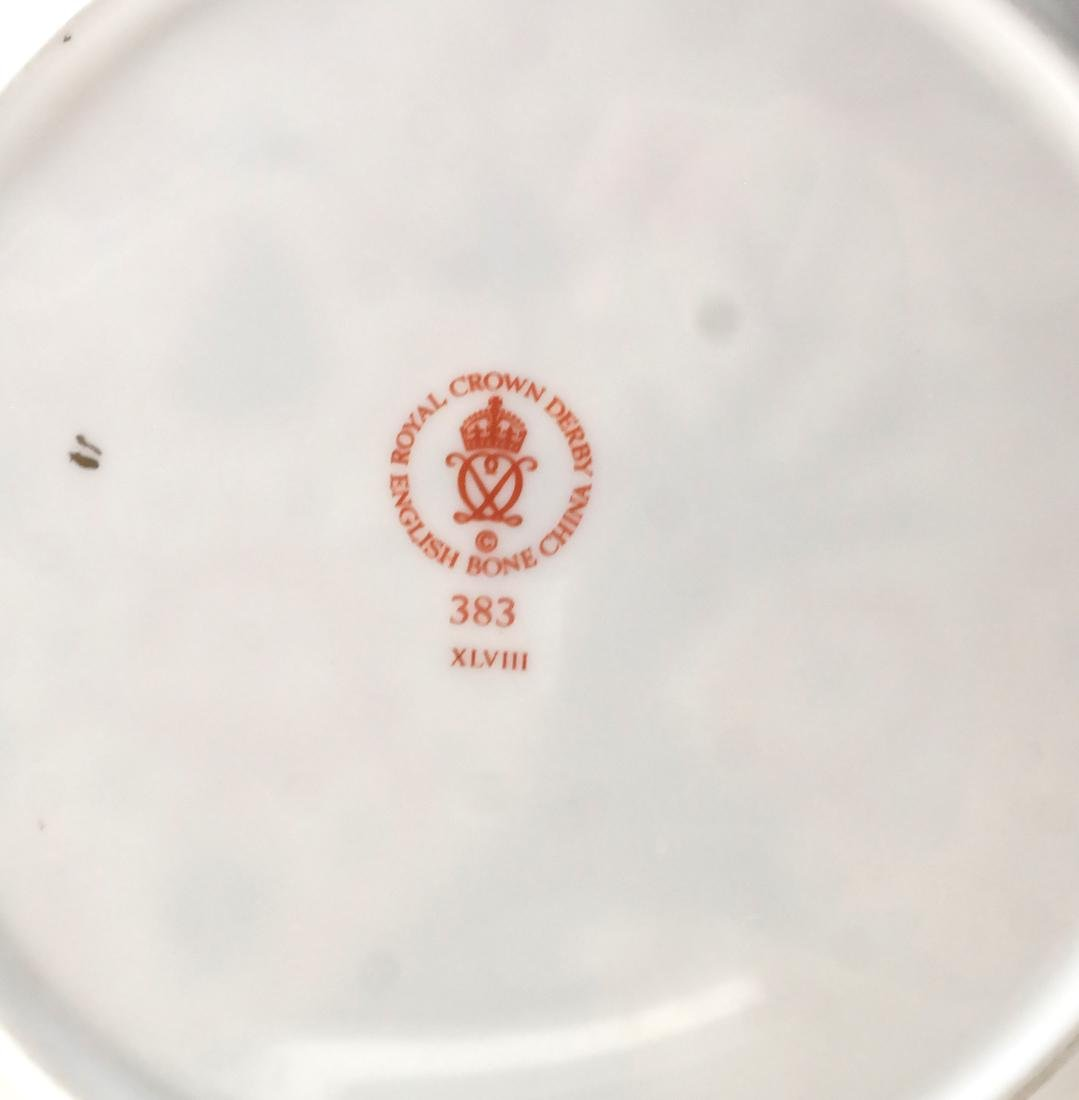 (2) Royal Crown Derby Cabinet Plates - 5