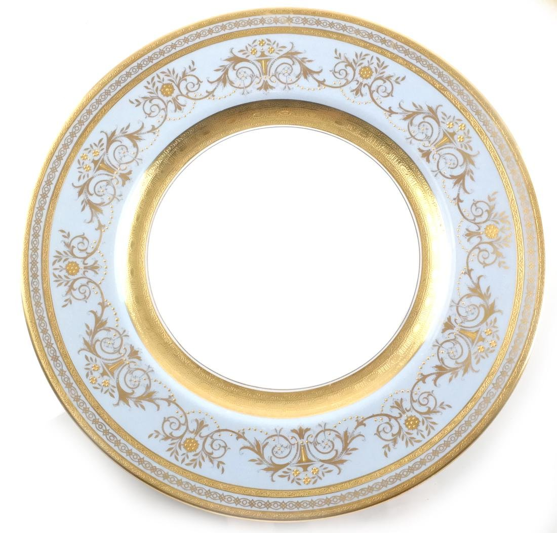 Seven Minton Cabinet Plates - 3