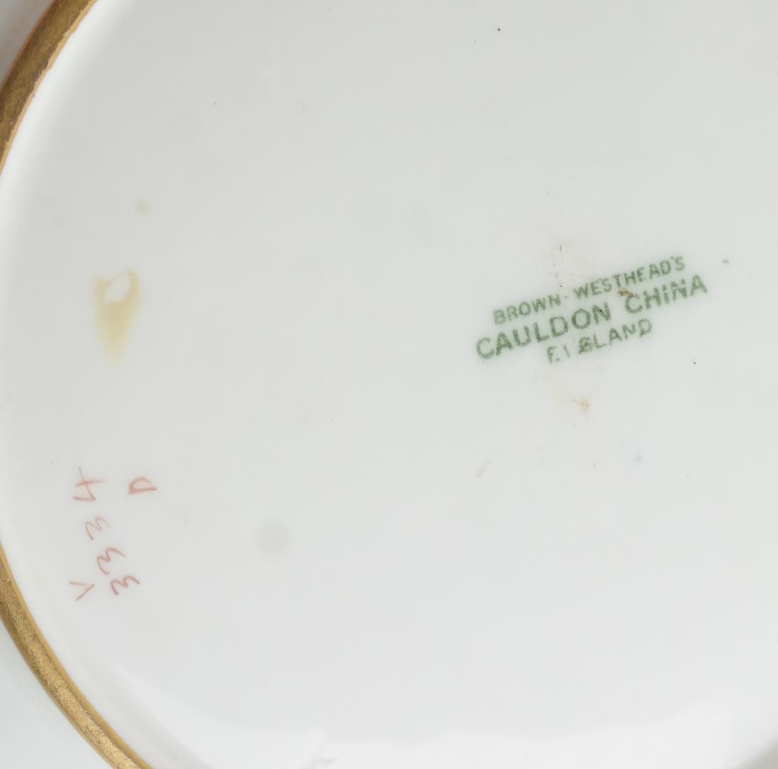 20 Cauldron & Spode Plates - 7