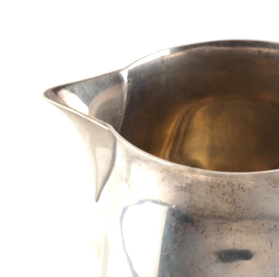 Tiffany & Co. Sterling Silver Pitcher - 3