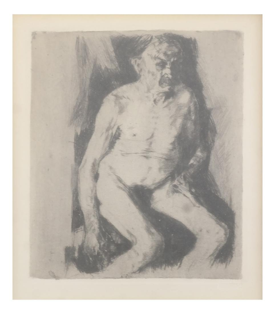 Two Male Studies - 5