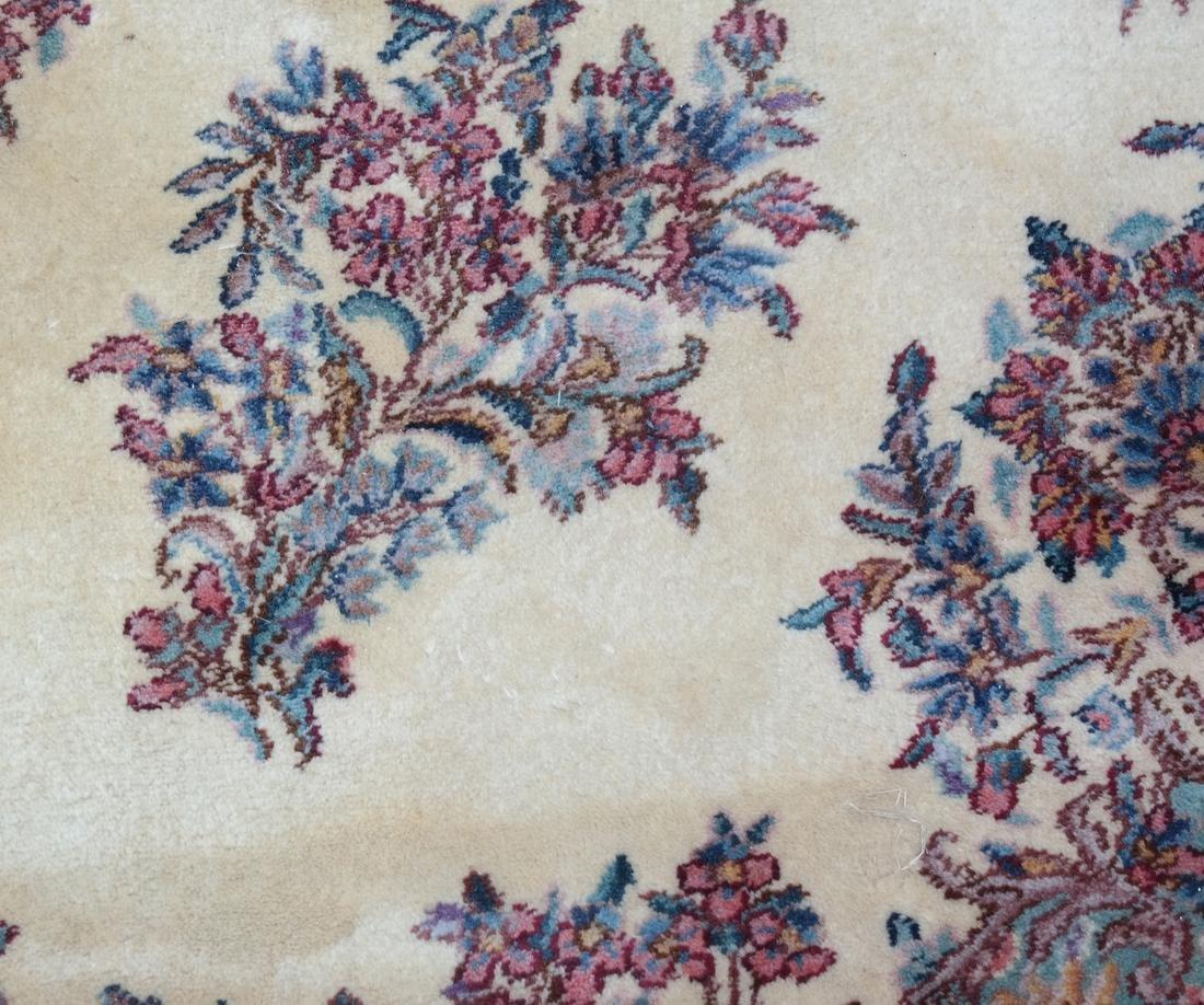 Kirman Floral Design Rug - 4