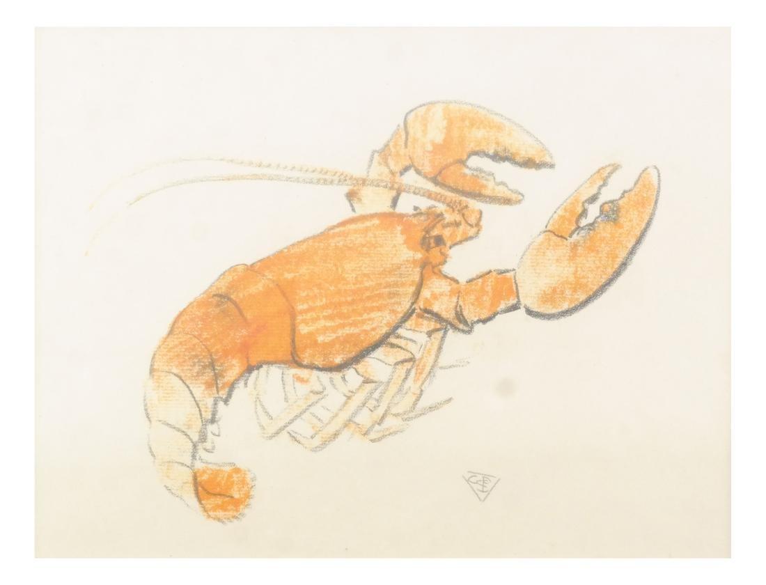 Charles S. Pierce, Lobster