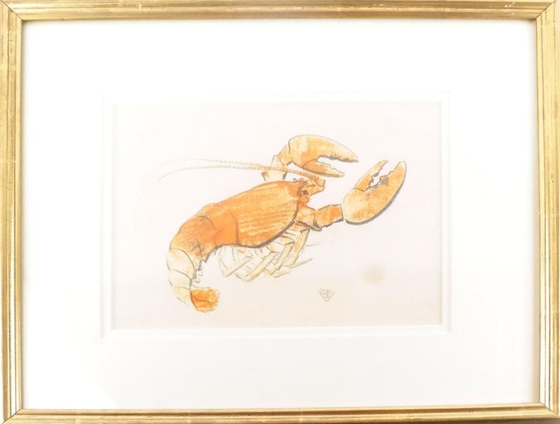Charles S. Pierce, Lobster - 2