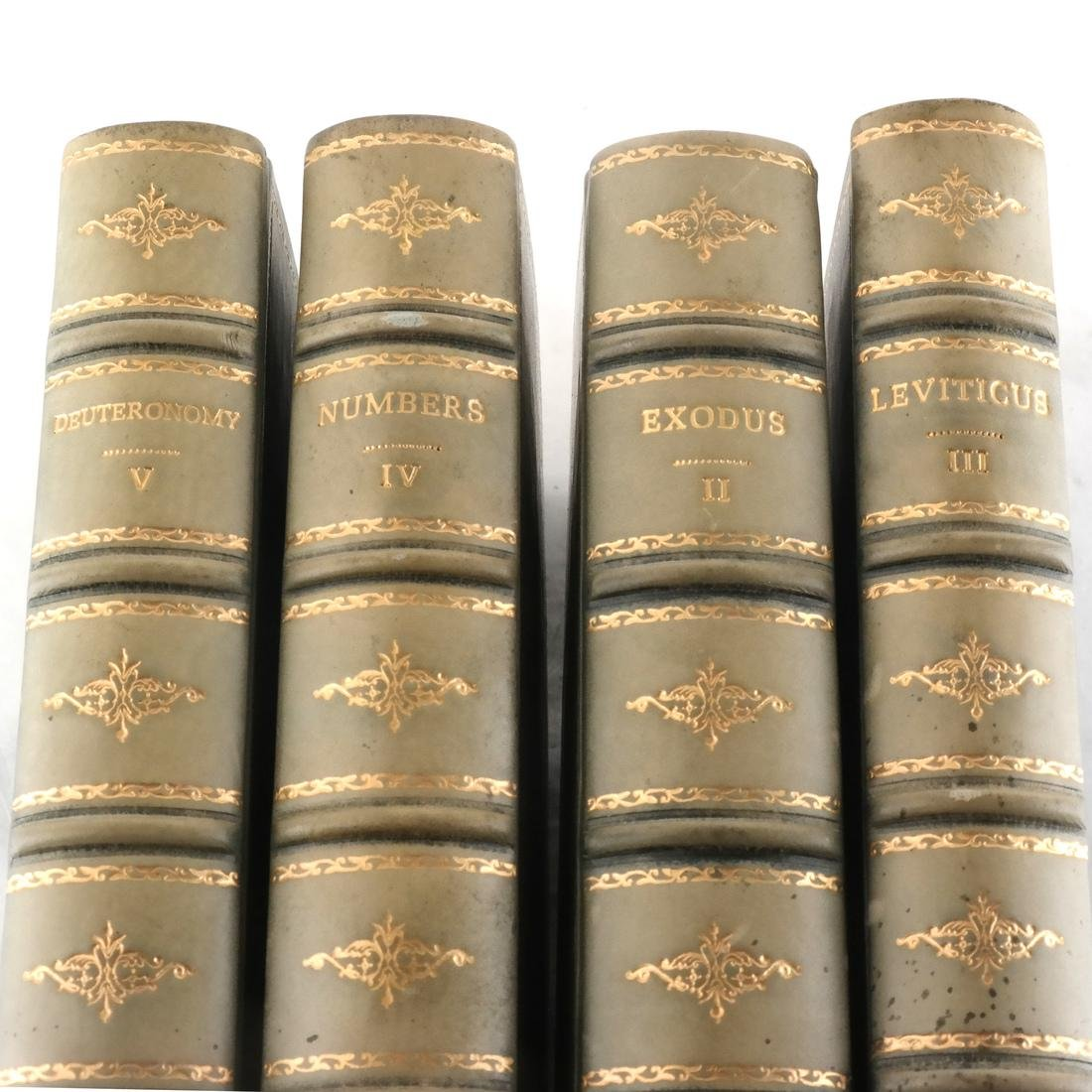 Books: 4 Books of the Bible - 2