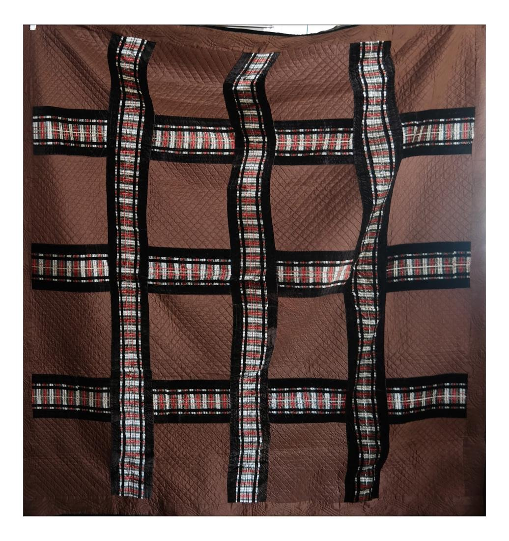 Wool Quilt and Waxed Cotton Quilt - 2