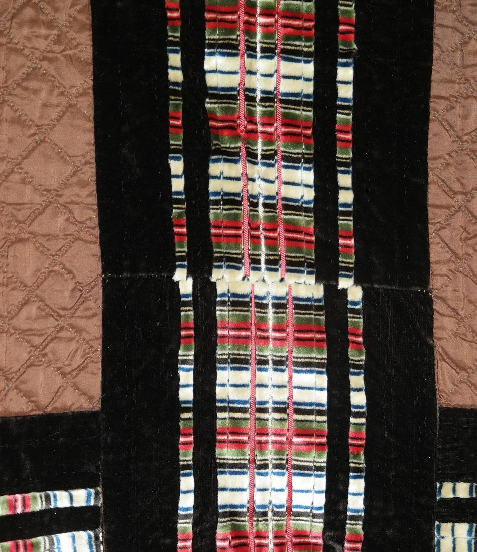 Wool Quilt and Waxed Cotton Quilt - 4