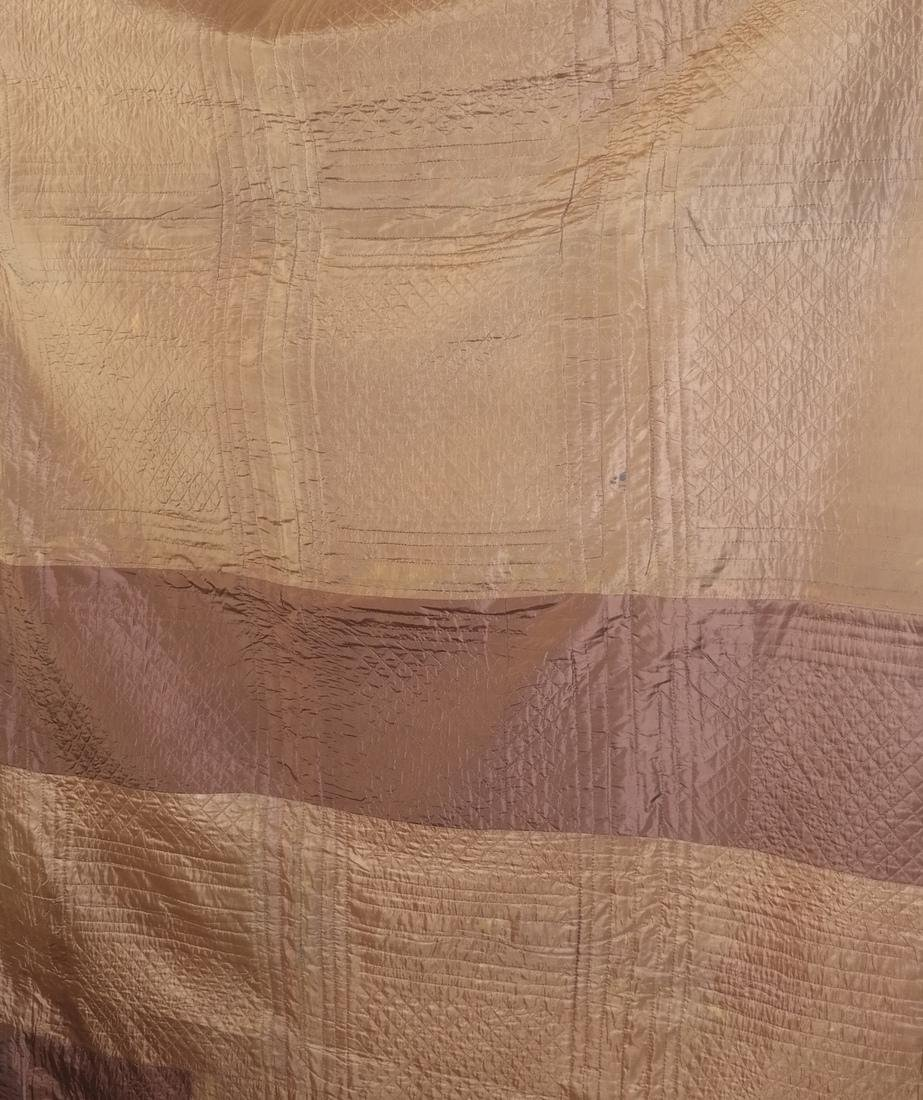 Wool Quilt and Waxed Cotton Quilt - 5