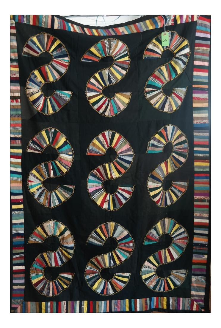 Wool Quilt and Waxed Cotton Quilt - 6