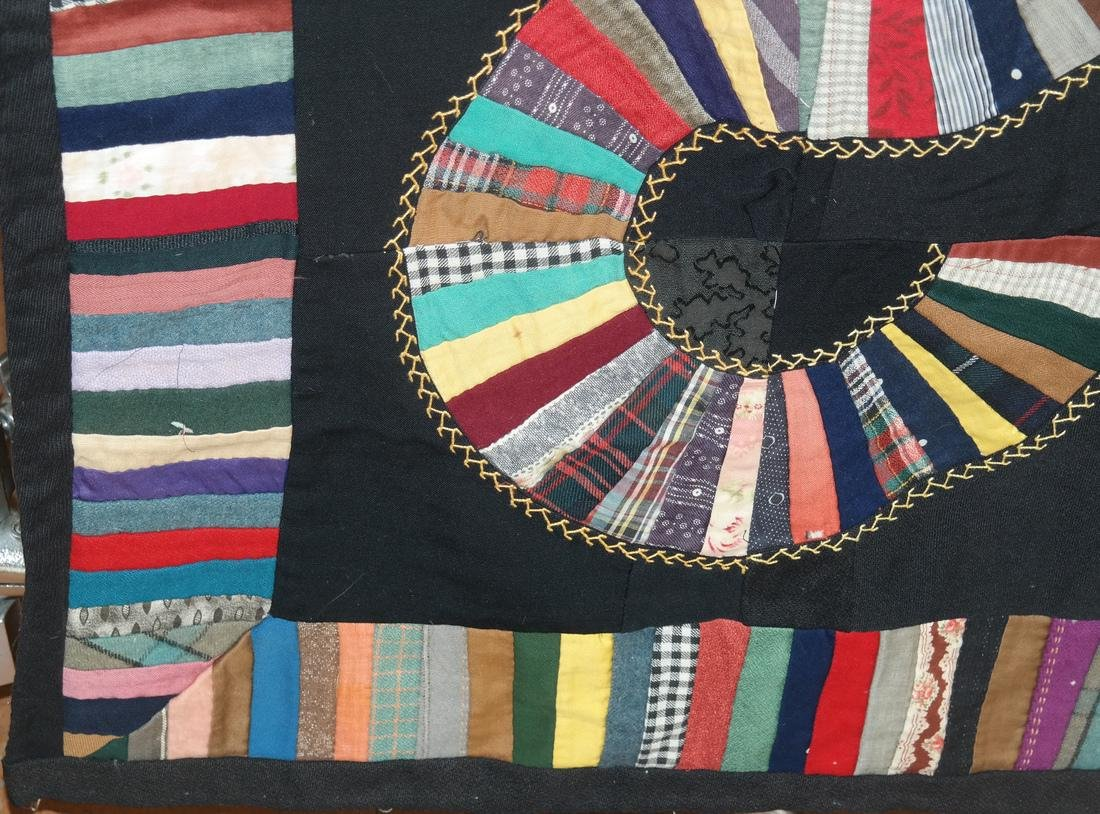 Wool Quilt and Waxed Cotton Quilt - 8