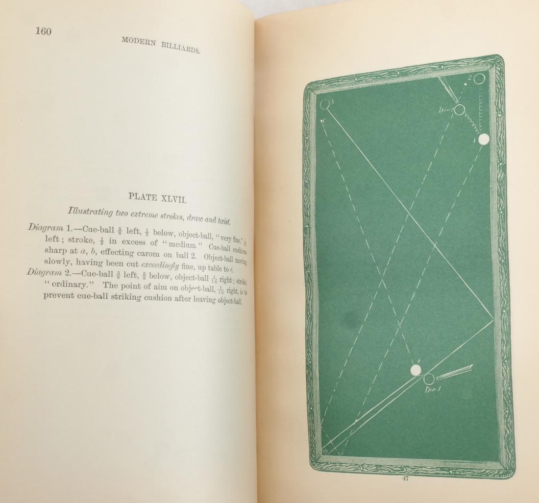 Books: Modern Billiards - 3