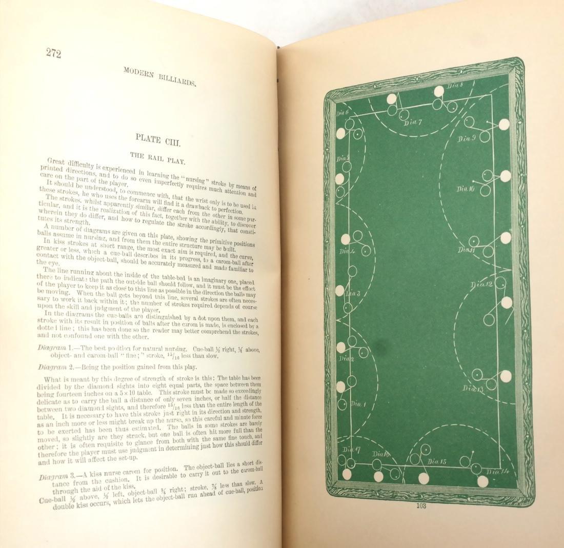 Books: Modern Billiards - 4