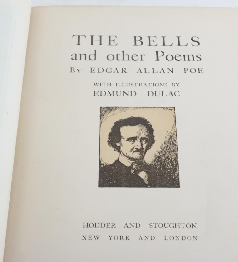 Books: Poe, Bells and Other Poems - 2