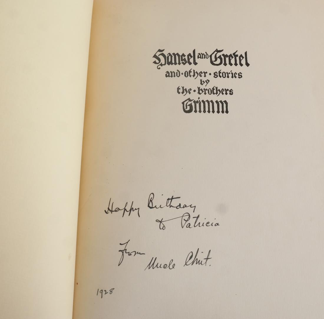 Books: Hansel & Gretel and Other Stories - 3