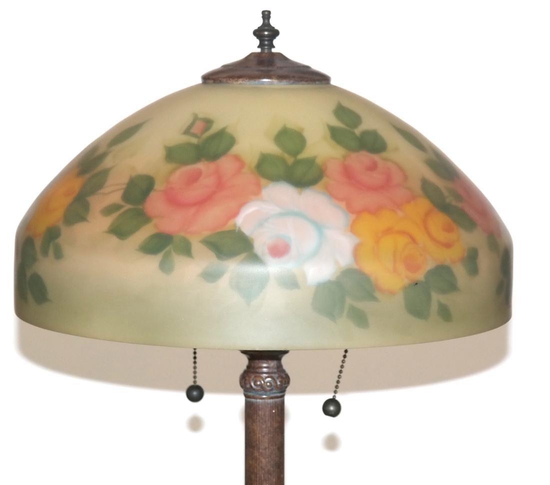 Handel Style Floor Lamp - 2