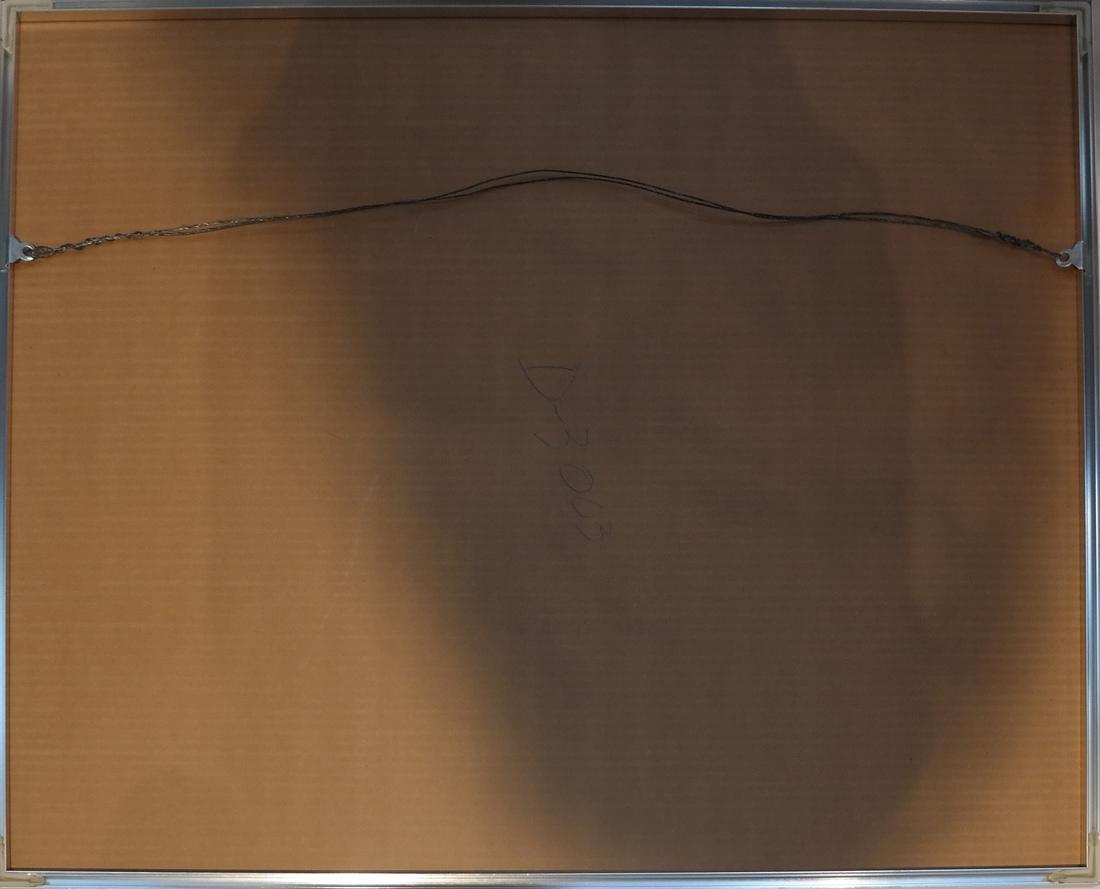 Bernard Buffet, Canal Scene - Lithograph - 5