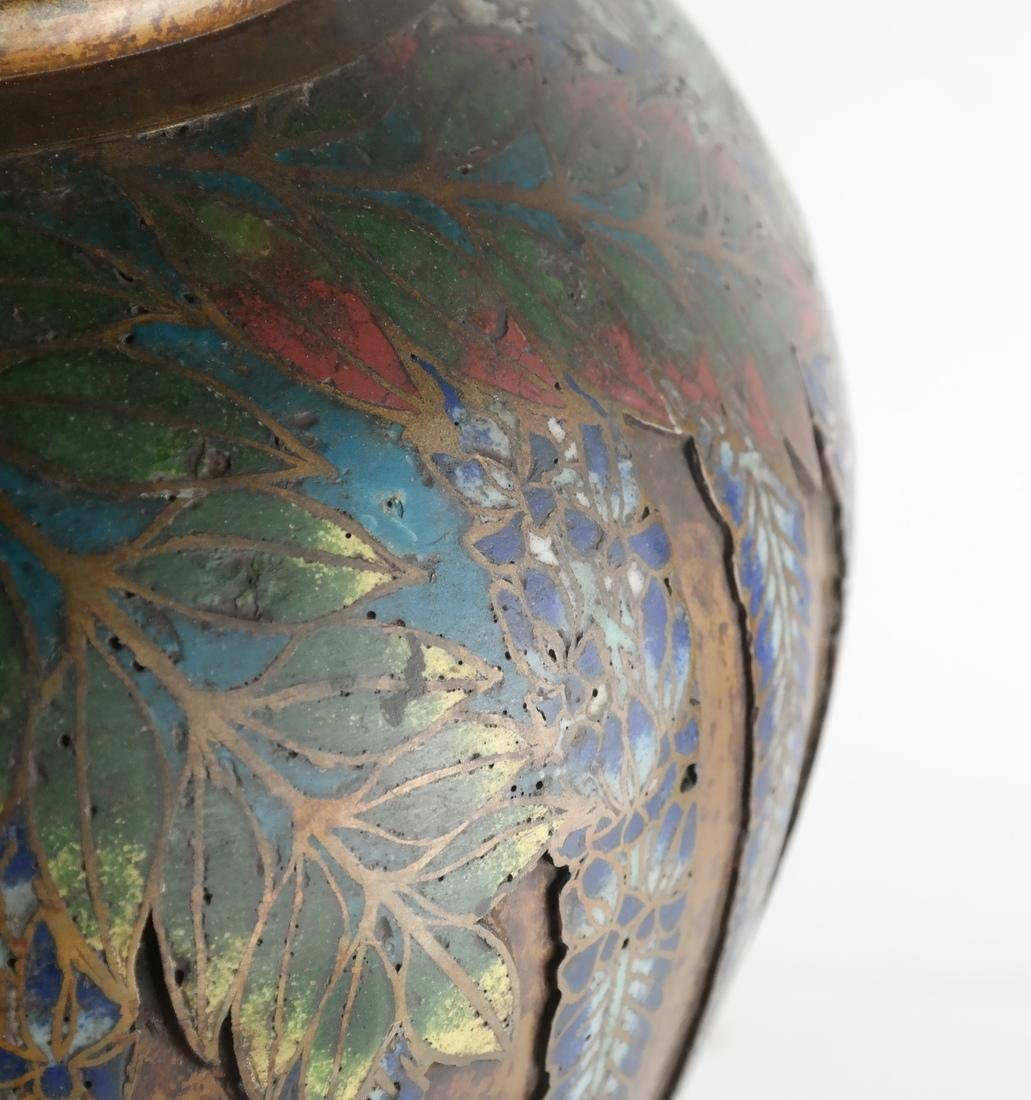 Chinese Qing Dynasty Vase - 3