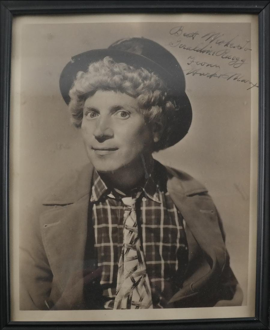 Harpo Marx Archive of Photographs - 4