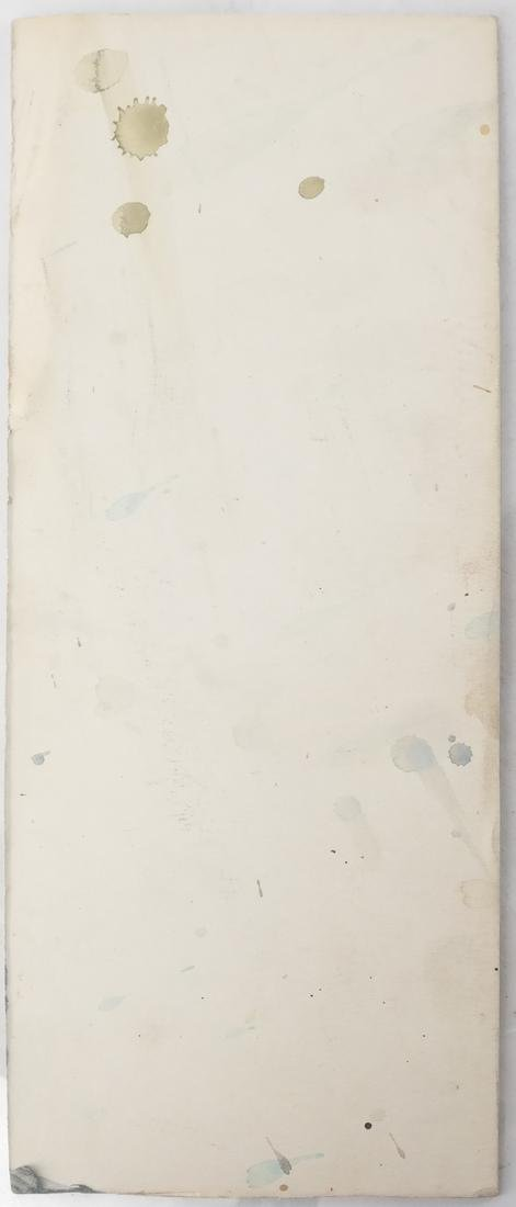 R.W. Woiceska, Engraved Greeting Card - 5