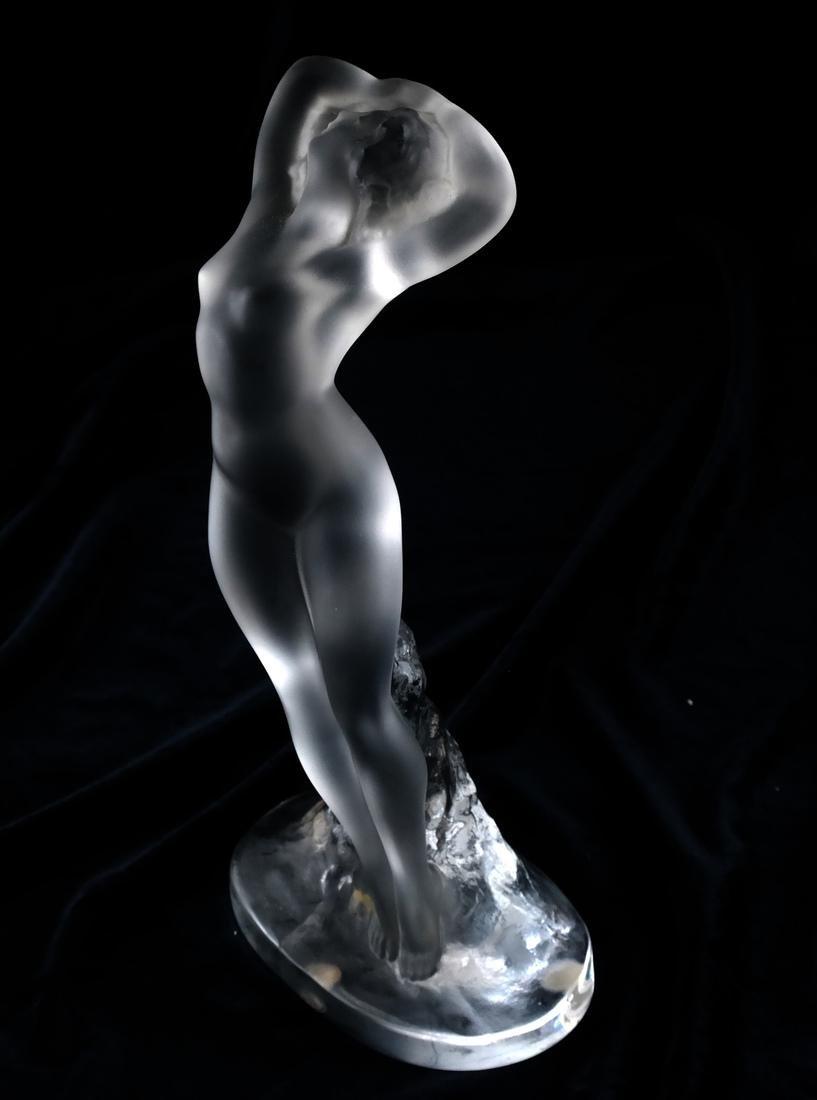 Pair Lalique, France Sculptures - Nudes - 5