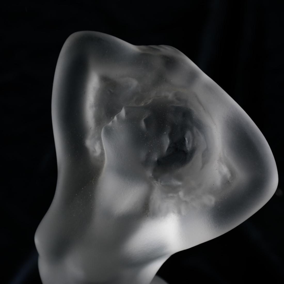 Pair Lalique, France Sculptures - Nudes - 6