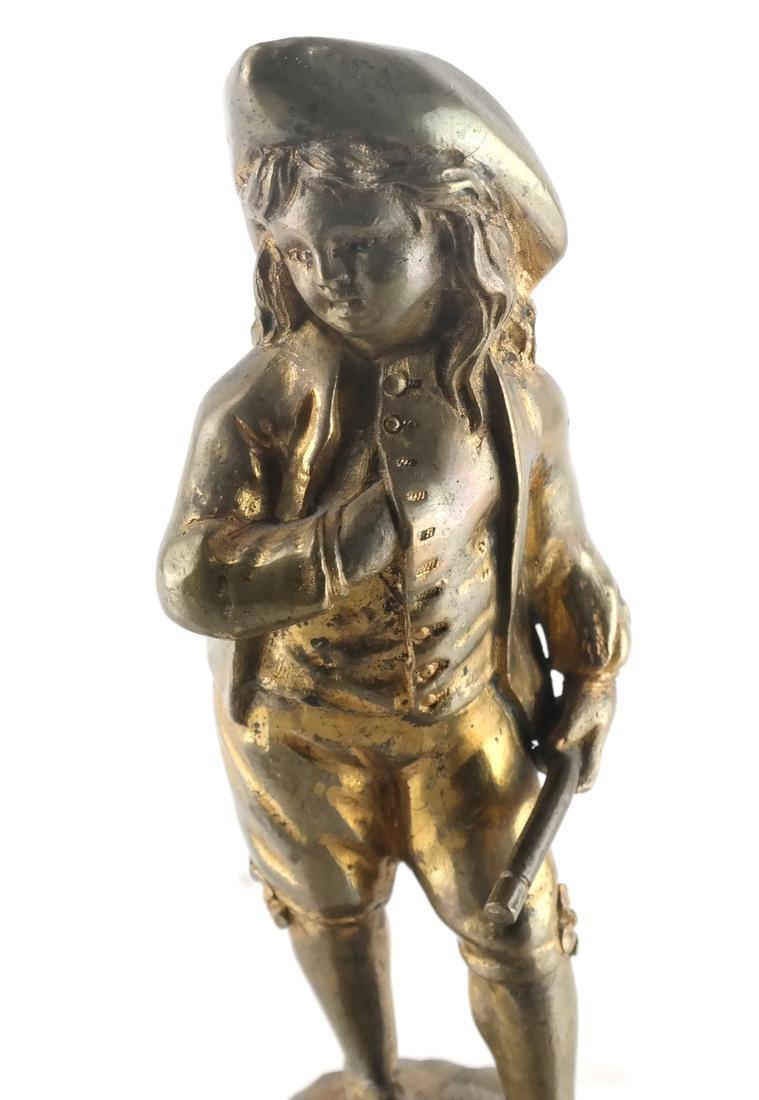Gilt Brass Young Napoleon - 2