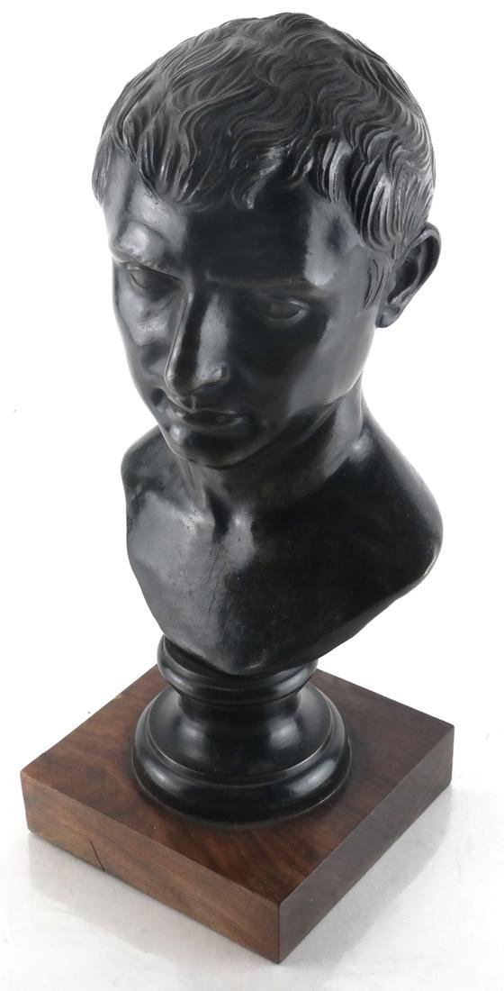 Frederic S. Napoli Bronze Bust