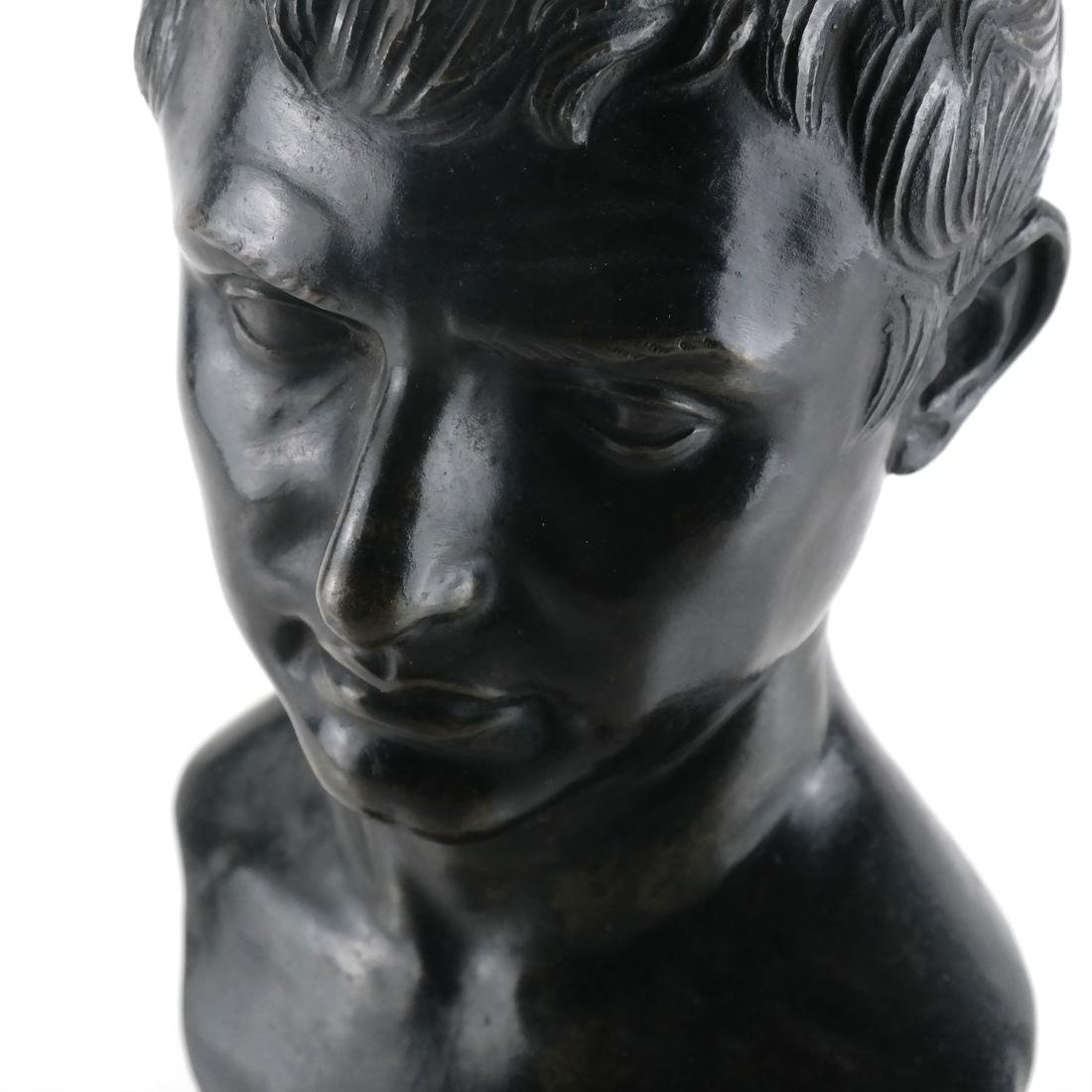 Frederic S. Napoli Bronze Bust - 2